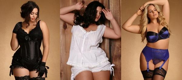 plussize vintage lingerie1